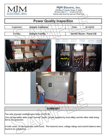 Power Quality Report 2