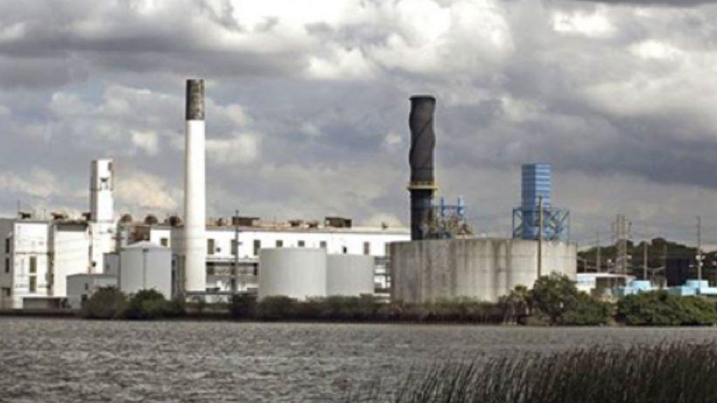 Lakeland Larsen Power Plant