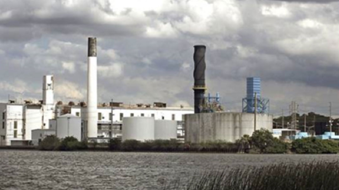 Lakeland Larsen Power Plant