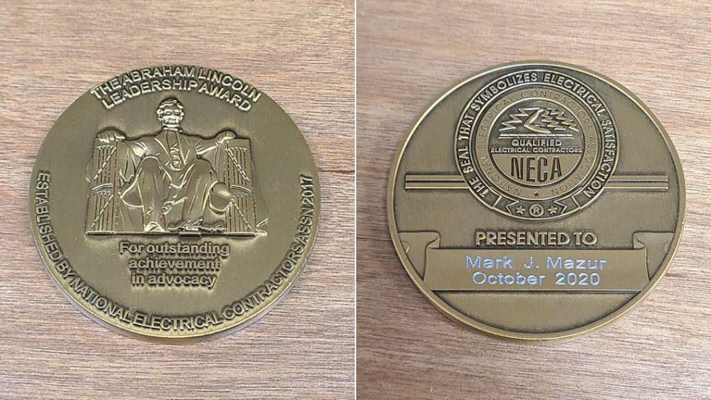 Lincoln Award 2020