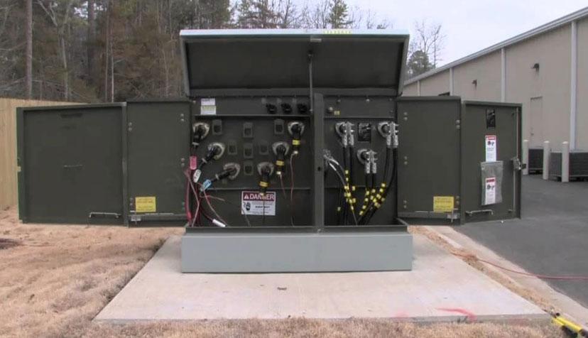 High Voltage Termination