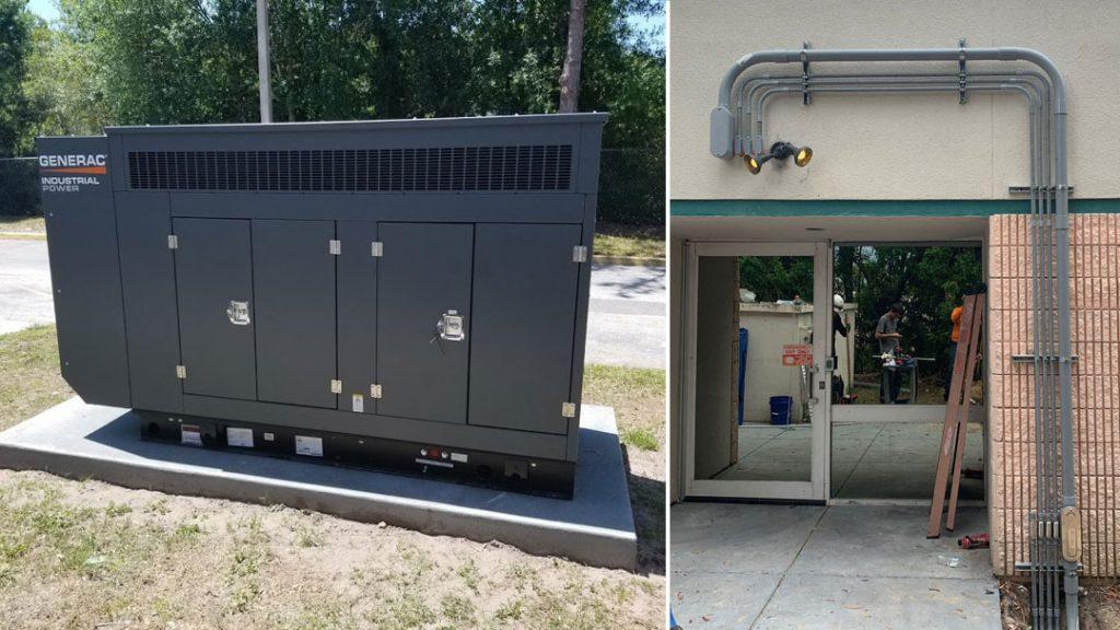 CHC Generator Install