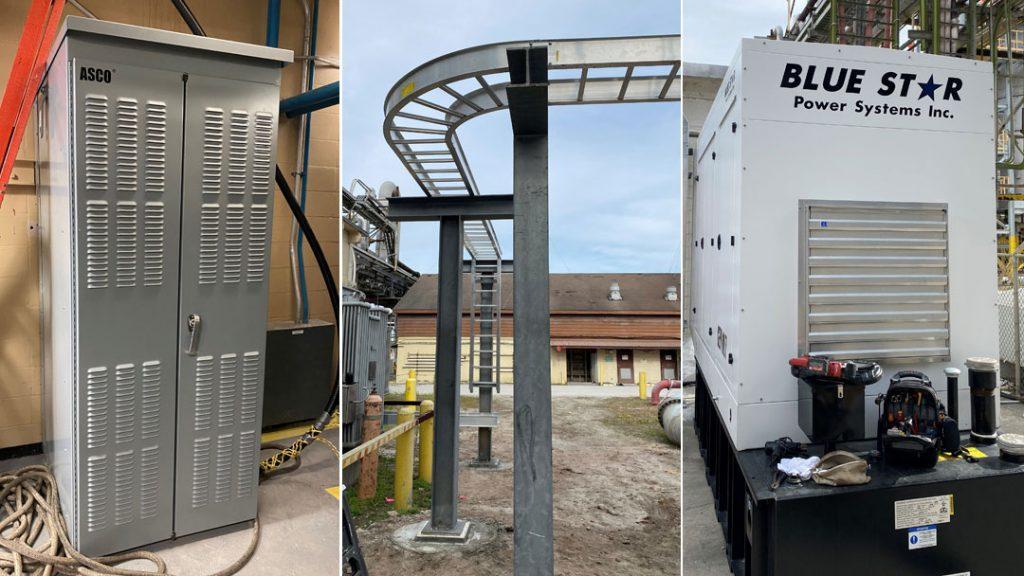 Mosaic Generator Installation